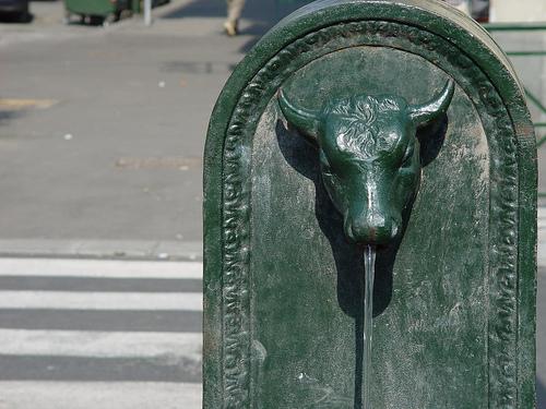 turet - fontanella di Torino di Pietro Izzo